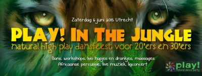 FOTO'S PLAY! in the Jungle 6 juni 2015
