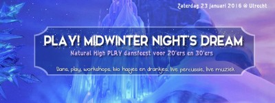 FOTO'S PLAY! Midwinter night's dream 23 januari 2016