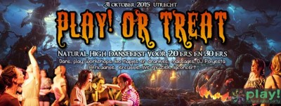 FOTO'S PLAY! or Treat 31 oktober 2015