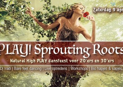 FOTO'S PLAY! Sprouting Routs – 9 april 2016